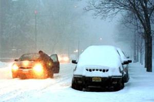 หิมะตกในรัฐฟลอริดาของสหรัฐหลายปท.น้ำท่วม