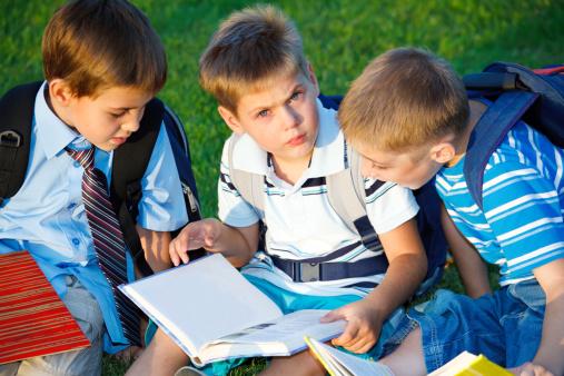 บทสนทนาภาษาอังกฤษเกี่ยวกับการเรียนอย่างมีประสิทธิภาพ